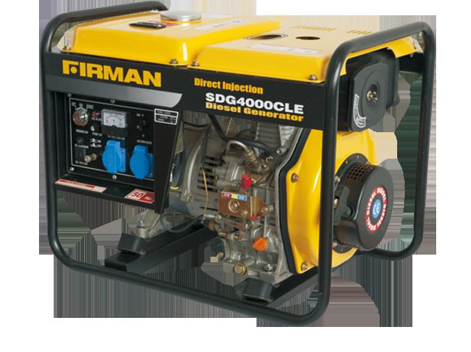Diesel Generator | FIRMAN